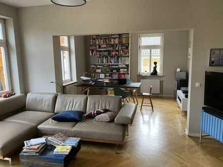 Ansprechende 4-Zimmer-Wohnung mit Balkon und EBK in Dresden