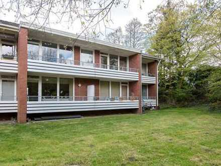 KVBM hat RESERVIERT: Schöne Wohnung mit grossem Balkon!