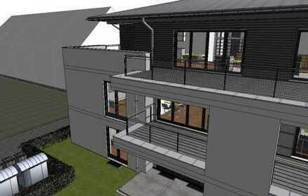 Moderne hochwertige Neubauwohnung mit Stil - ab 01.04.2021 Einzug!