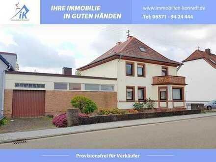 Hütschenhausen -- 1-2 Familienhaus mit Potenzial wartet auf Neugestaltung