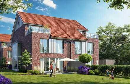 Neubau von 6 Doppelhaushälften mit Dachterrasse - bereits 30% verkauft -