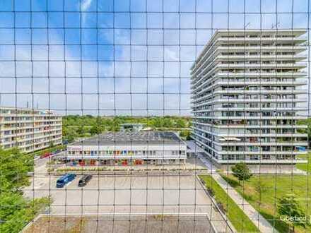 3 Zimmer Wohnung ruhig, hell, 2 Balkone in Schwabing