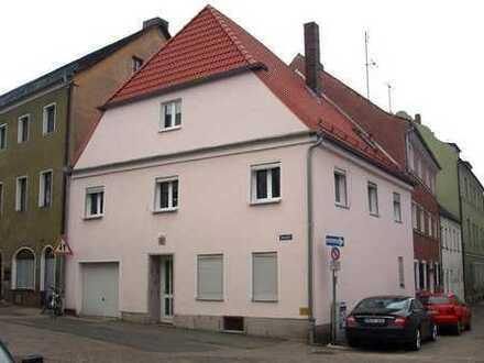Individuelles Altstadthaus