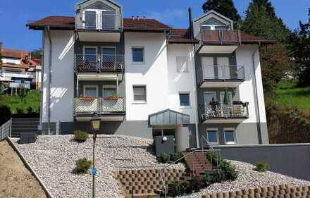 Exklusive 3-Zi-Eigentumswohnung mit sep. 1-Zi.-Appartement in Panoramawohnlage