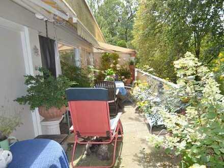 Helle 3-Zimmer-Dachterrassen-Wohnung in München-Harlaching