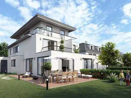 High End Living - Das besondere Doppelhaus am Südpark
