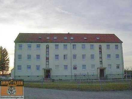 3-Raum-Wohnung in dörflicher Umgebung