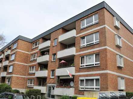 KAPITALANLAGE AN DER CôTE DA SÜRTH !!! Optimal aufgeteilte 3-Zimmer-Wohnung mit SONNENBALKON !!!