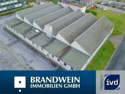 Vielseitig nutzbare Lager- Produktionsfläche in Bielefeld!