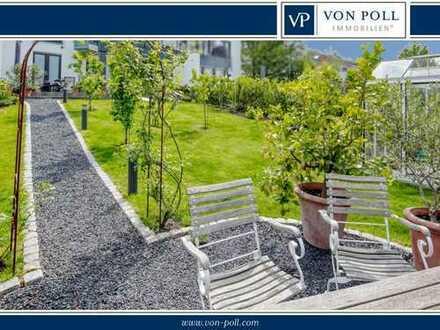 Exklusive Erdgeschosswohnung mit Garten in Königsdorfer Bestlage