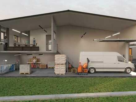 140 m² | Mieten Sie hier Ihr neues Büro mit großer Lagerfläche