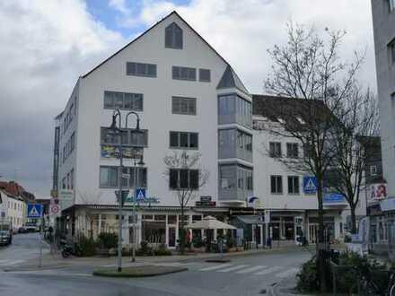Stadtwohnung mit großer Dachterrasse zu vermieten!