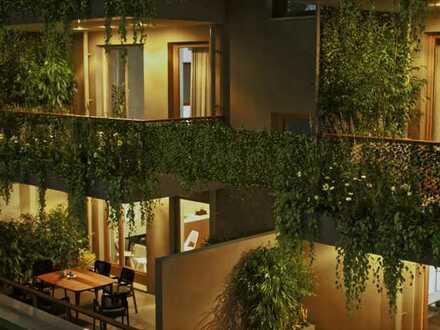 URBAINITY JUNGLE - City-Appartment mit großem Balkon!