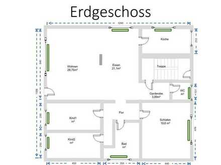 5 Zimmer mit Terrasse&Garten,Klimaanlage,… in Nähe Schwetzinger Zentrum