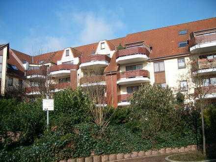 Großz. 2-Zi-Maisonettewhg. mit zusätzl. Galerie und gr. Balkon in Hilden