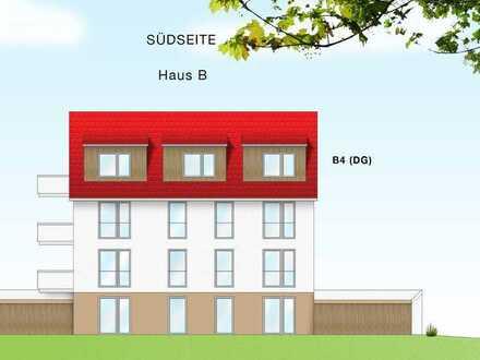Großzügige, moderne, sehr schöne 4 1/2 Zimmer Dachgeschoß-ETW (B4) mit Aufzug in Ittlingen