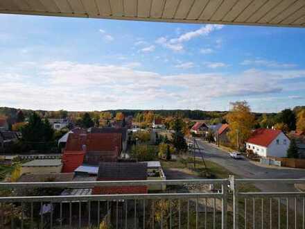 Bild_Treuenbrietzen, 2 Zimmer Dachgeschoss mit herrlichem Ausblick ins Grüne