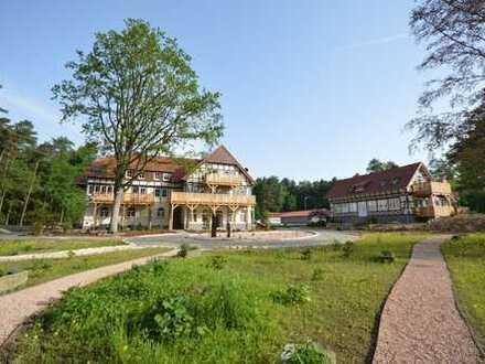Einmalige 2-Zi-Design Wohnung auf der Villa Lönssee