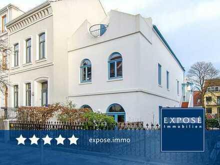 Großzügig und offen gestaltet - Exklusive Maisonette WHG mit Balkon nahe des Goethe Theaters