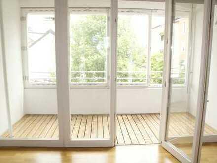 Wunderschöne, seniorengerechte 3-Zimmer-Wohnung mit Gebirgsblick in Murnau am Staffelsee