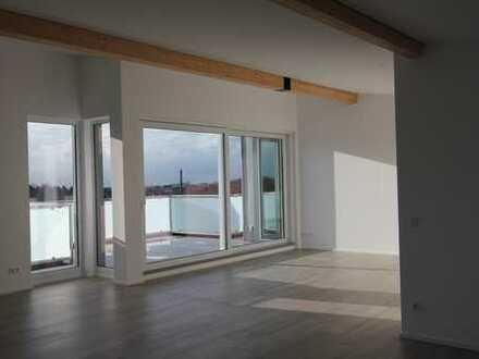 Neubau Penthousewohnung mit 2 Terrassen und einer Loggia, SG Merscheid, ruhige Lage, Erstbezug!