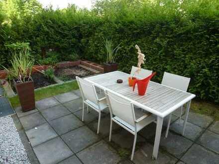 3-Raum-Wohnung mit Terrasse & Gartenbereich