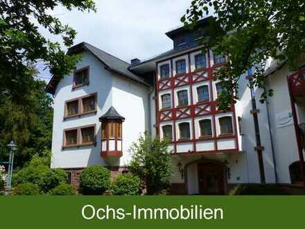 Idyllisches Hotel-Restaurant am Rand des Soonwaldes komplett mit Penthouse