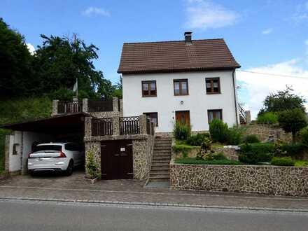 Charmantes, liebevoll renoviertes Einfamilienhaus in guter Lage in Emerkingen