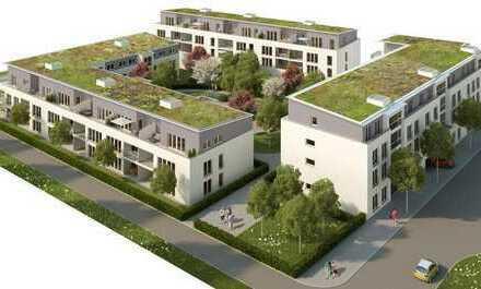 Neubau Erstbezug - Große 3-Zimmerwohnung im Zentrum von Neuenburg!