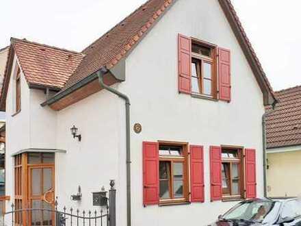 Wohlfühl-Nest in Maximiliansau – Schönes, gepflegtes Einfamilienhaus in Top-Lage