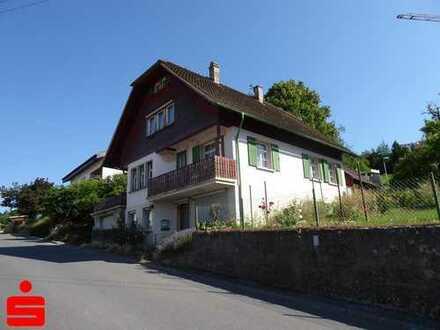 Altes Forsthaus mit Flair sucht Liebhaber in Ingelfingen-Diebach
