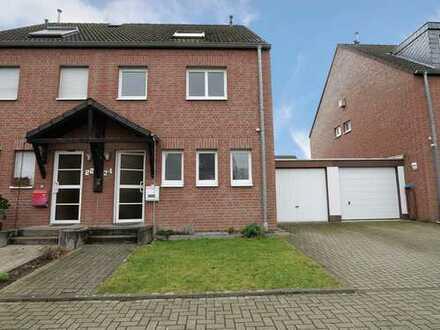 Krefeld-Uerdingen: Schöne Doppelhaushälfte in ruhiger, familienfreundlicher Lage