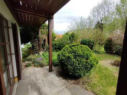 Gepflegte 3-Zimmer-EG-Wohnung ca. 80m² mit großem Garten in Bad Kohlgrub