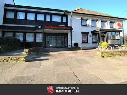 Hemelingen / Großzügige Gewerbeimmobilie mit ca. 1.053 m² Gesamtfläche in gefragter Lage