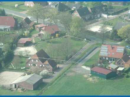 Neubau Friesenhaus in ruhiger Lage in Ihlow-Bangstede!