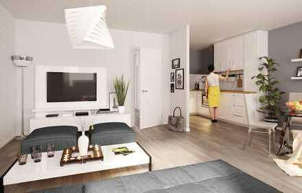 Individuelle 4-Raum-Wohnung in familienfreundlicher Lage