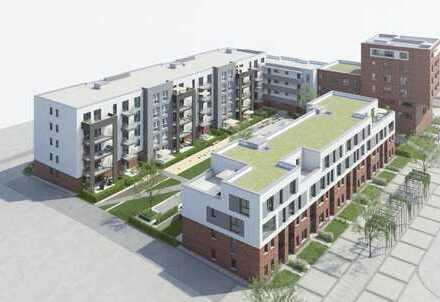 Bahnstadt: Moderne 2-Zimmer-Wohnung mit Balkon