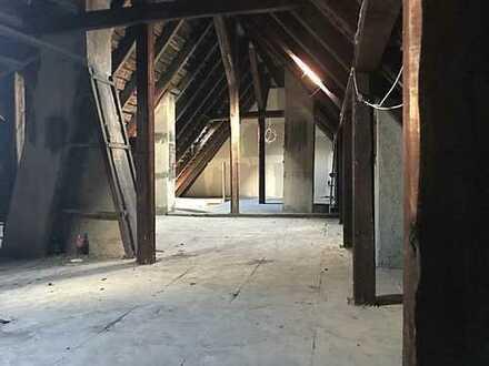 Hobbyraum mit kernsanierte Wohnung zu vermieten