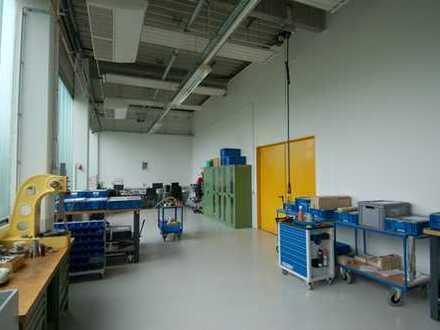 Ca. 900 m² Produktions-/Lagerflächen