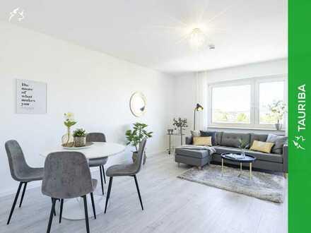 +++Platz für die kleine Familie: renovierte Wohnung mit Balkon+++