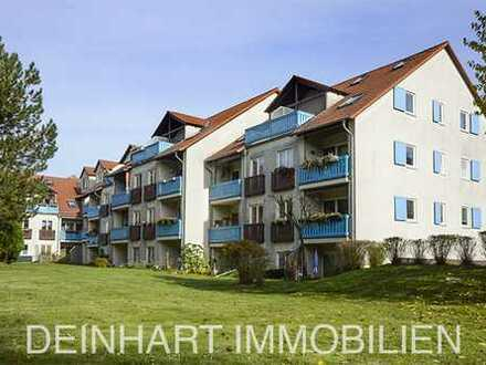 DI - Kapitalanleger/Eigennutzer - schöne 1-Zimmer Wohnung mit Terrasse am Schlosspark Marquardt