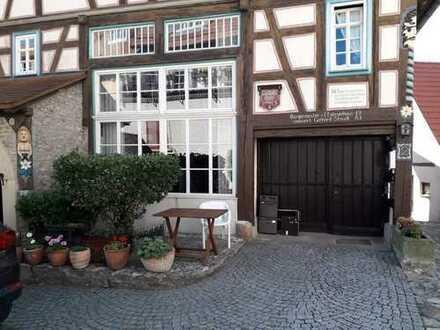 Gepflegte 3-Zimmer-Galerie-Wohnung mit EBK in Bad Wimpfen Burgviertel