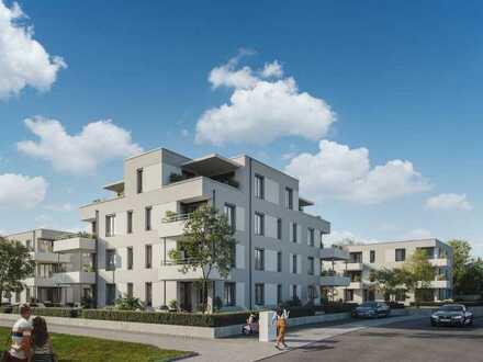 Ruhige Wohnlage in Lörrach-Haagen: 2-Zimmer-Erdgeschosswohnung mit Terrasse - WE204
