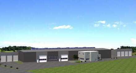 Neue Garagen und Hallenflächen in Mühlhausen - Nord