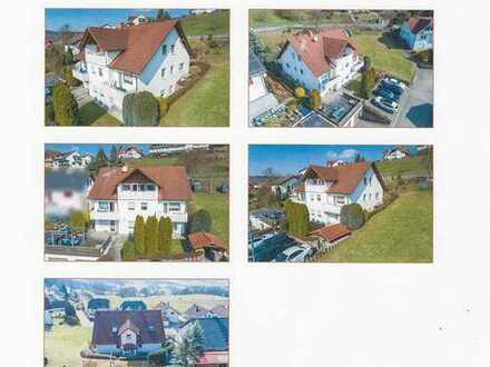 Gepflegte 3-Zimmer-EG-Wohnung mit Balkon in Bad Soden-Salmünster / Kerbersdorf