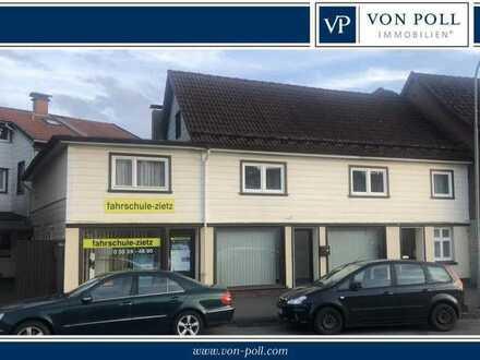 Wohn- und Geschäftshaus mit 9 Einheiten im Zentrum von Bad Lauterberg