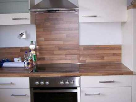 Gepflegte 3-Zimmer-Doppelhaushälfte mit Einbauküche in Thalfingen.