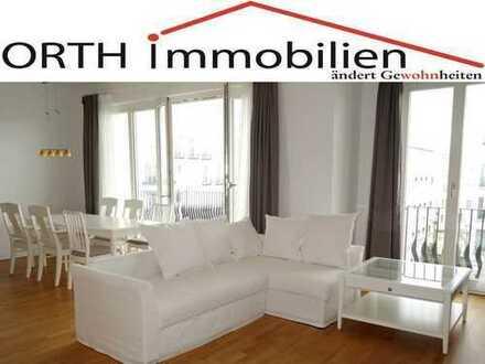 4 Zimmer Komfort Wohnung mit großem Süd-West-Balkon in Oberkassel - Heerdt ++ Conciergeservice