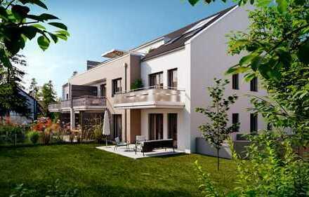 Ruhige Lage mit 1a Infrastruktur! 2 Zimmer mit kleinem Privatgarten, Einbauküche, Lift & Tiefgarage!