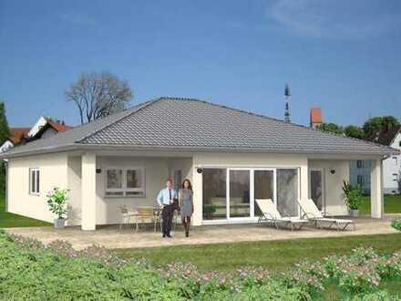 Bungalow 150 qm Wohnfläche im neu zu erschließenden Baugebiet in Straubing-Bogen